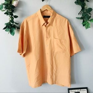 Bugatchi Men's Button Down Shirt Size Large